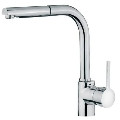 Mixer Tap Pull-Out Spray Teka ARK 938 – Chrome