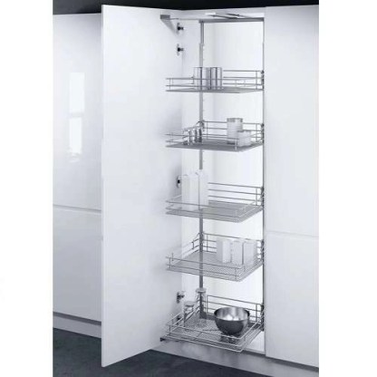Swing Out Larder Unit For Cabinet 500mm