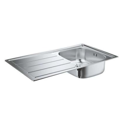 Sink Single Bowl with Drainer Grohe K200