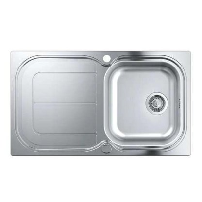 Stainless Steel Sink Single Bowl Grohe K300