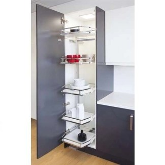 Swing Out Larder Unit Cabinet Size 500mm