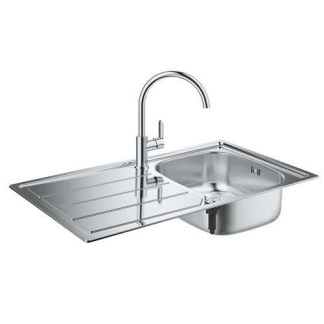 Kitchen Sink and Tap Set Grohe K200