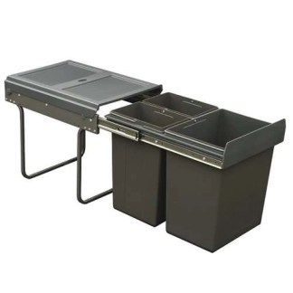 Pull Out Waste Bins 2x 10, 1x 20 Litres