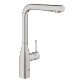 Mixer Tap Pull Out Spray Grohe Essence SuperSteel