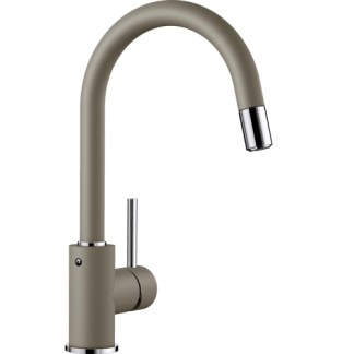 Kitchen Mixer Tap Blanco Mida-s Tartufo