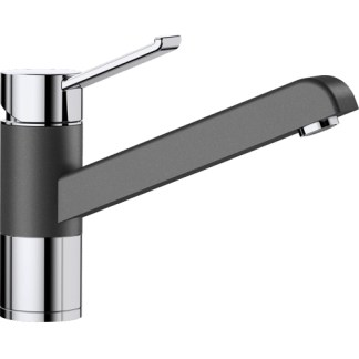 Kitchen Mixer Tap Blanco Zenos Alu metallic
