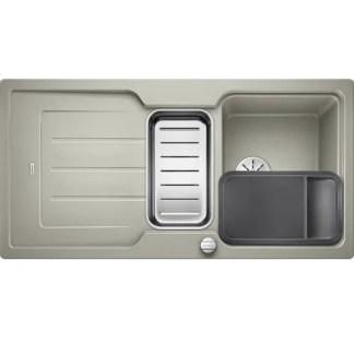 Kitchen Sink Blanco Classic Neo 6 S Pearl grey