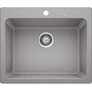 Kitchen Sink Blanco Naya 6 Alu metallic