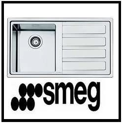 Stainless Steel Sinks Smeg