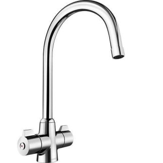 Blanco Mixer Taps Silk