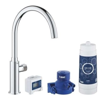 GROHE BLUE PURE MONO STARTER KIT filter tap