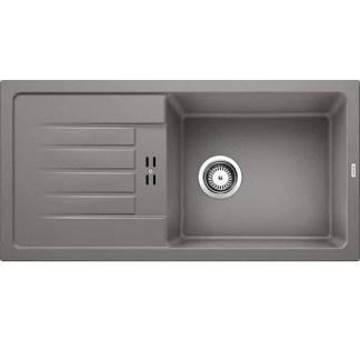 Granite Sink Blanco Favum XL 6 S alu metallic