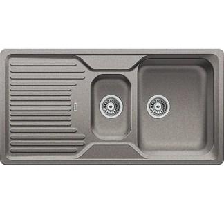 Kitchen Sink Blanco Classic 6 S alu metallic