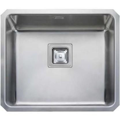 Atlantic Quad Stainless Steel Undermount Sink