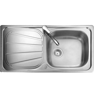 Baltimore Stainless Steel Inset Sink