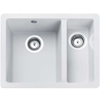 Paragon Granite Undermount Sink white