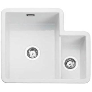 Sink, Ceramic, 1.3 Bowl, Rangemaster Rustique CRUB3314