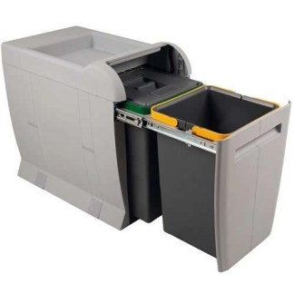 City Pull Out Waste Bin, for Hinged Door Cabinets