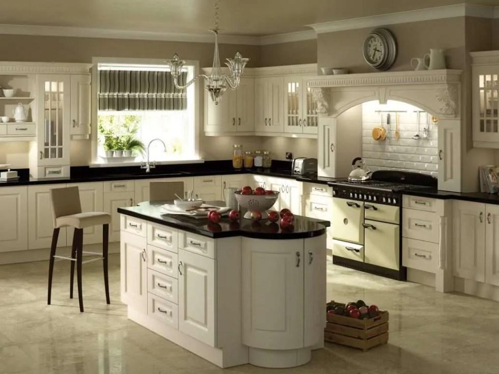 Danforth Ivory Kitchen