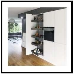 Pull Out Kitchen Larder Storage