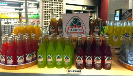 Jarritos in the market