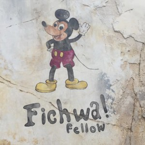 Mickey transcends cultures