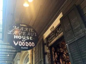 Marie Faveau's House of Voodoo