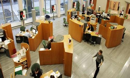 Risultati immagini per banche lavoro