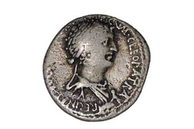 Cleopatra was no Beauty, Coins Shows