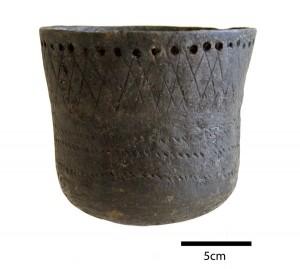 Torihama pot Photo: courtesy of Wakasa History and Folk Law Museum