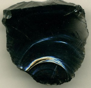 Obsidian, from the USA, has long been dated by means of rehydration measurements.