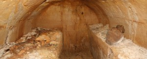 Etruscan tomb discovered