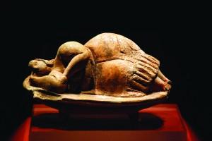 Sleeping lady, Hypogeum, Malta, Great excavations - CWA 63