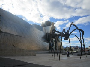 Guggenheim: Richard Hodges travels to the Basque Country, Spain - CWA 63