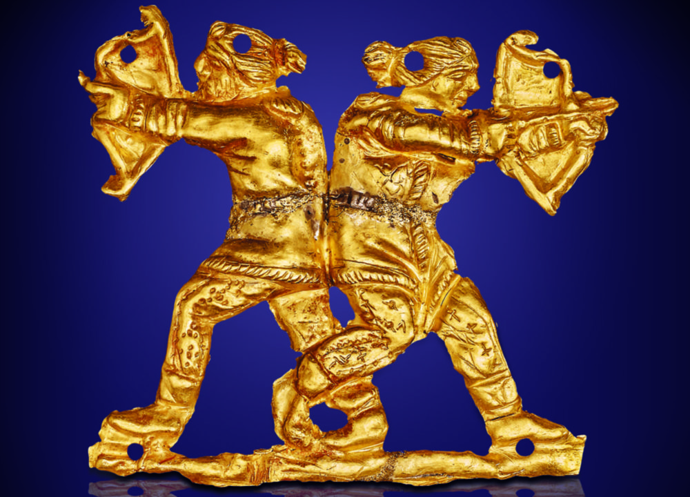 The Scythians: discovering the nomad-warriors of Siberia