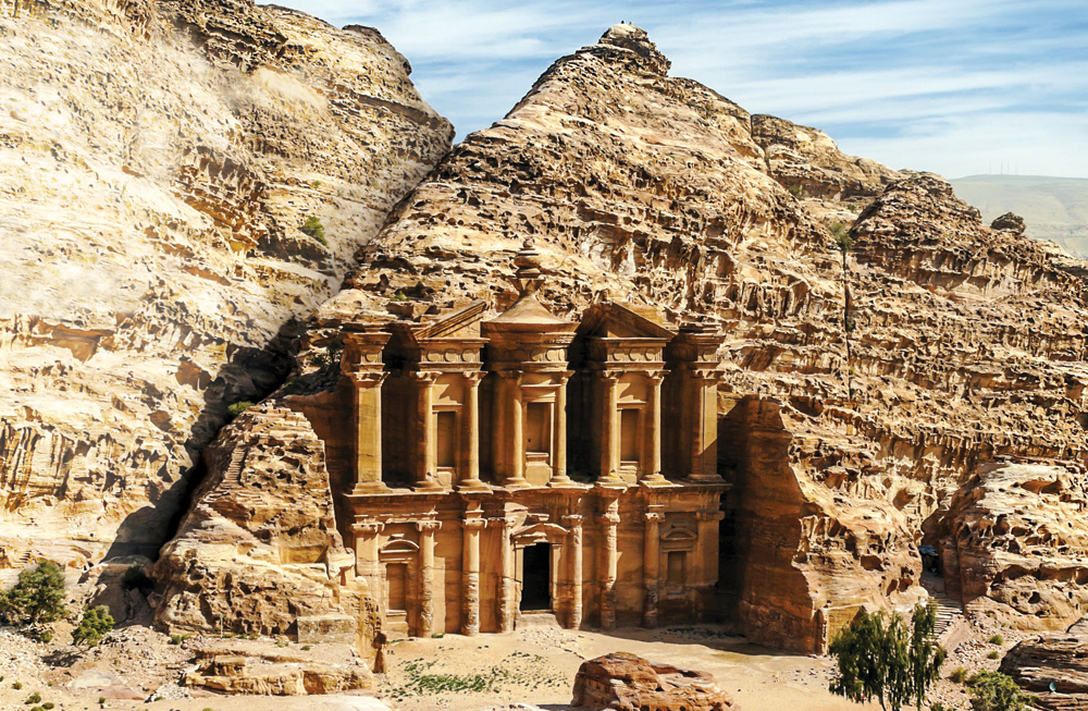 The Nabataeans of Petra