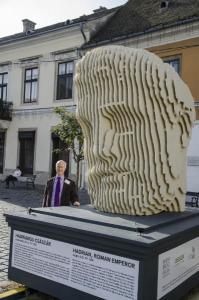 Hadrian sculpture