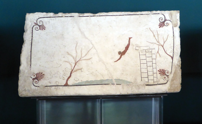 Paestum Tourist and Travel Information | Italy Heaven |National Archaeological Museum Paestum