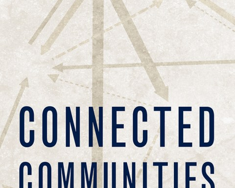 book cover for Connected Communities
