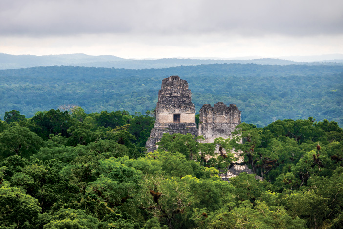 Mapping the Maya
