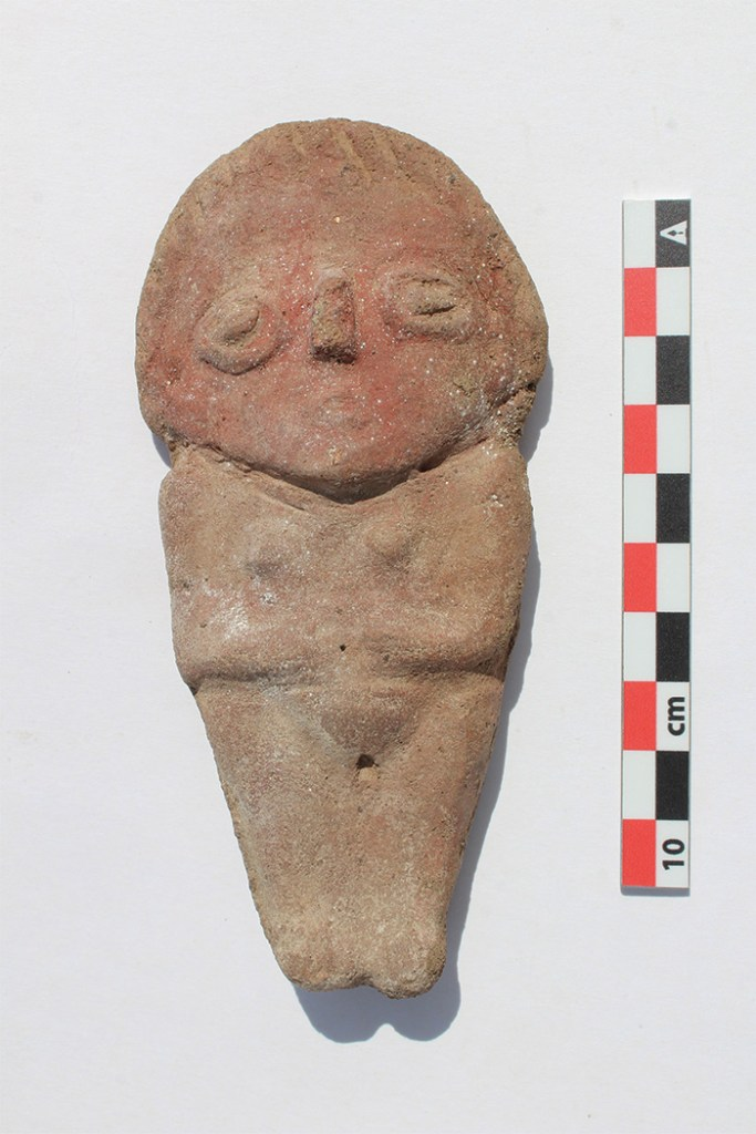 Small female figurine