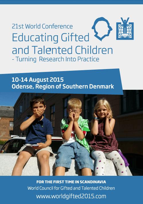 2015 World Conference Program Cover Odense Denmark