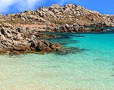 Carte Corse Lavezzi.Corsica Beaches And Water Sports Olmuccio Hotel Residence