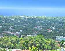 Bird's-eye view of the Ocho Rios resort