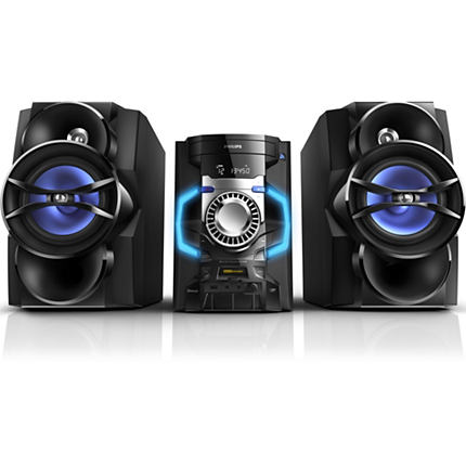 Philips FWT 3600 Mini Hi Fi System