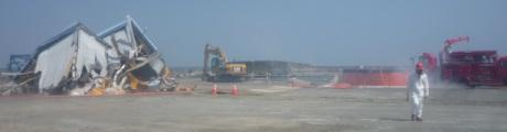 Fukushima Daiichi 4 area and central storage facility 28-29 March 2011 (Tepco) 460x120