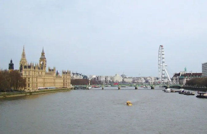 Crusing down the Thames doesn't do anything for your resume. Or does it?