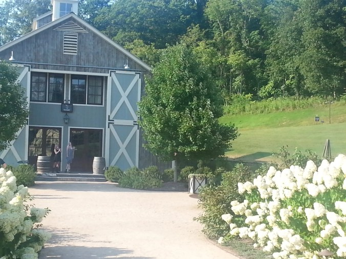 Visiting Pippin Hill's farm and vineyard was just one item on my pre-RTW bucket list.