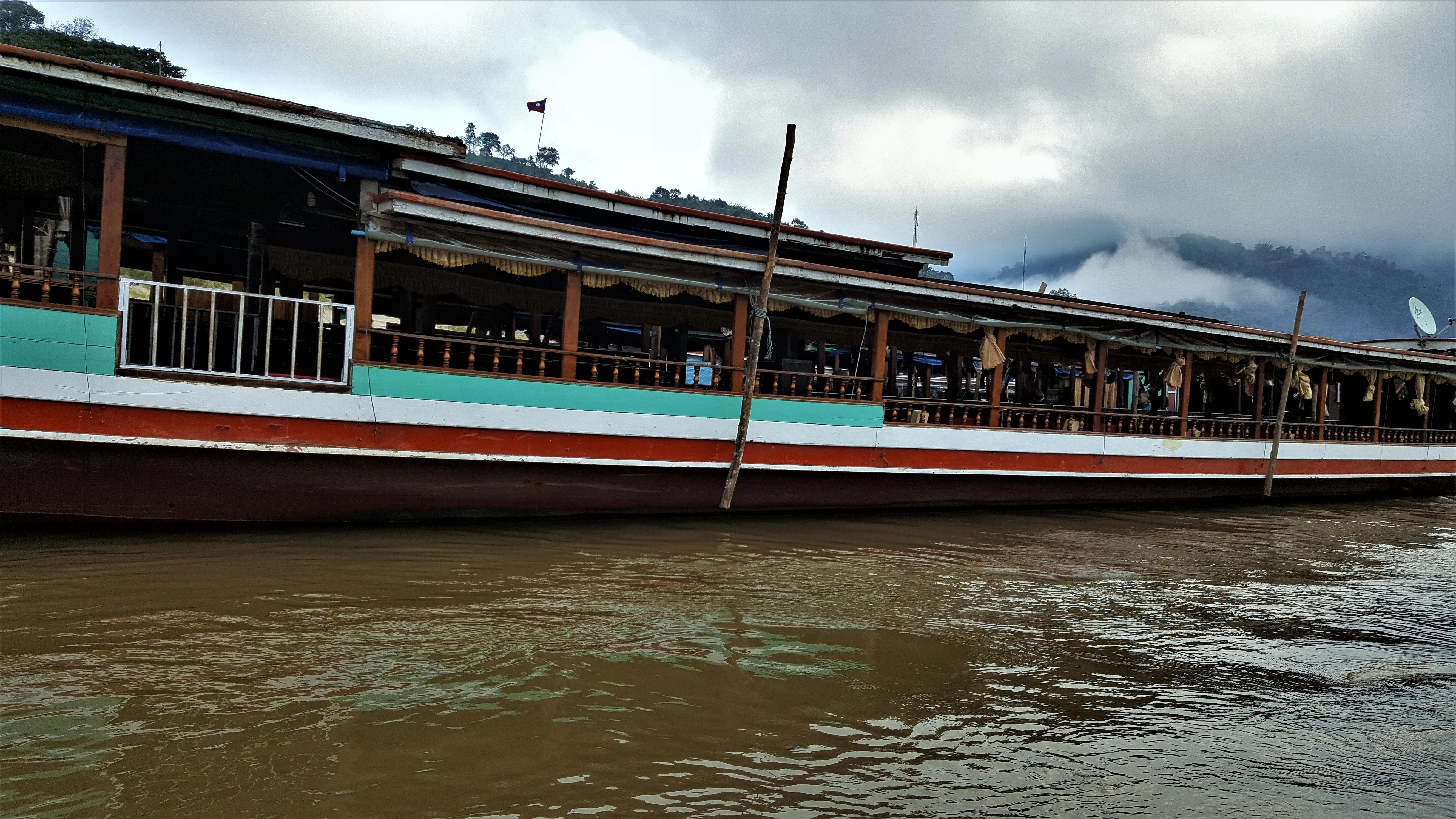 How to: Two day slow boat from Thailand to Laos | Canada > Around ...