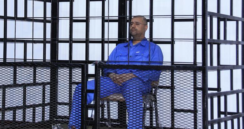 سيف الاسلام معمر القذافي